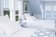 Costal Living / Ideer til vores hjem