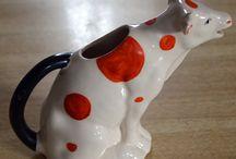 Pot a lait Vache