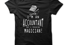 Accountant T-Shirts