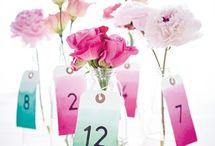 Wedding   Tischnummer