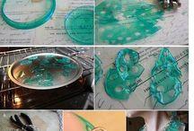 Plast smykker ideer