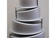 My Cake Pan Collection / by Jillian O'Bannon
