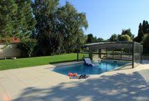 Pool und Teich