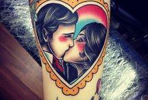 tatto couple
