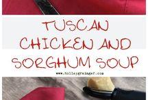 sorghum recipes