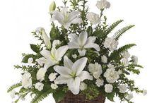 aranžmá kytky