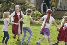 Bunte Kinderwelt / Themenfeiern