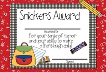 Awards for Students / by Bitsy Griffin