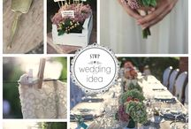 Choose your style / Wedding style  inspirations 2015 by Super Tuscan Wedding Planners