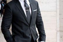 Stripes Suit Inspiration