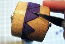 Rubber stamps handmade