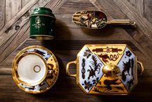 I Salotti: Tea