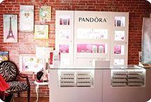 Pandora Galora / Pandora Charms and bracelets...