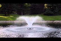 Pond Fountain Ideas