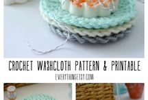 Crochet, Knitting & Sewing Projects