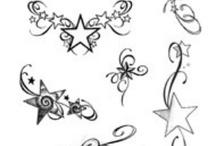 tatoo stars