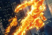 Human Torch / The Human Torch, also known as Jim Hammond, is a fictional superhero appearing in American comic books. He possessed the ability to surround himself with fire and control flames ,a member of the Fantastic Four.