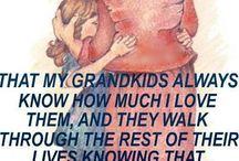 Grandparents best job ever