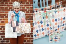 Gift Wrapping Ideas / by Florence Savarese