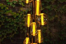 Outdoor Lighting / A little inspiration for your outdoor lighting which is essential for enjoying your garden or outdoor space in the evening, improving security and safety, or just to provide a welcome ambiance to your garden.