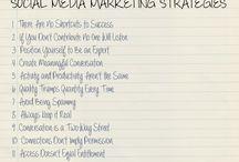 MARKETING, PR & SOCIAL MEDIA / Everything about marketing, social media & PR