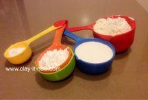 Clay recipes