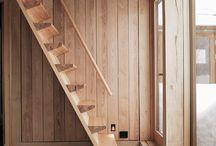 Escadas / Ideias para escada do sotão