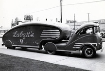 Vintage Trailers and Cars / Our Love for Cool Cars and Sleek Airstreams!