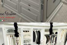 Luxurious closets