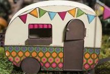 caravan art