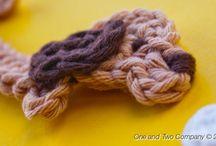 Apliques crochet / by Celeste Cielo
