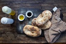 Bread and dough