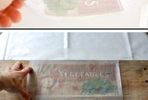 wax paper printing