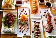 Sushi Galore!