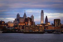 Philadelphia / The setting of the story.
