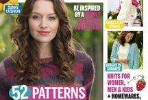 Knitting Magazines and Books