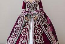 Medieval Bride Dresses for Barbie