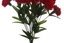 Artificial Flower Bunches and Sticks