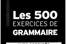 École - Grammaire