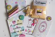 Crafty Alchemy / Here you can find all of our creative kits, felt sewing kits and other crafty goodies