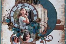 scrapbooking / by Candis Ross