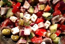 Receptek - saláták/Ricette - insalate