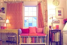dorm room / by Lucy Scholl