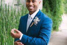 Wedding grooms suits