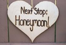 Honeymooooon! / by Devon Williams