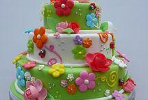 Kunstwerk Kuchen