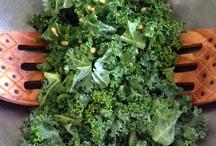 Salads / by Melinda Bass