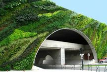 Architecture ~ Living Walls ~