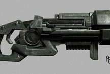 Concepts - Weapons
