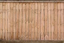 TRÄDGÅRD: Staket, grindar och portar